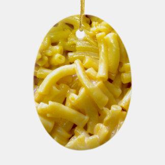Macaroni And Cheese Christmas Ornament