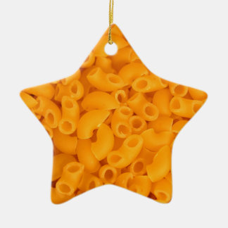 Macaroni And Cheese Christmas Ornament