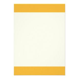 "Macaroni And Cheese colored 5"" X 7"" Invitation Card"