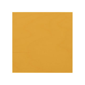 Macaroni And Cheese colored Wood Wall Art