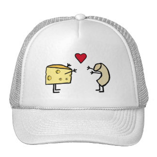 Macaroni and Cheese Hat