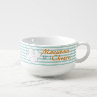 Macaroni and Cheese Large Mug Soup Mug