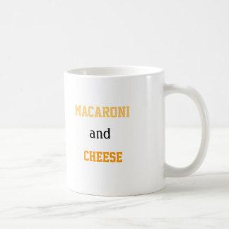 Macaroni and Cheese Love Coffee Mug
