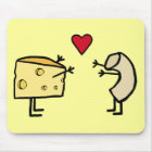 Macaroni and Cheese Mouse Mat