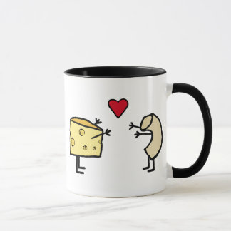 Macaroni and Cheese Mug