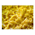 Macaroni And Cheese Post Card