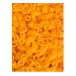 Macaroni And Cheese Postcard