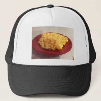 Macaroni and Cheese Trucker Hat