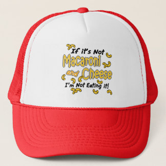 Macaroni and Cheese Trucker Hat