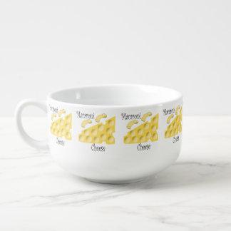 Macaroni Cheese Soup Mug