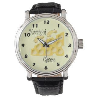 Macaroni Cheese Wristwatch