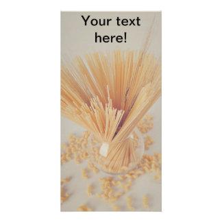 Macaroni Personalized Photo Card