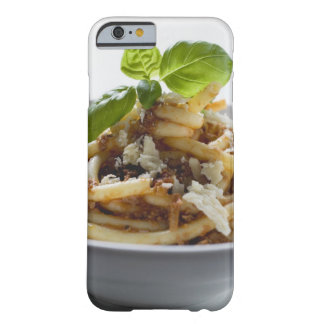 Macaroni with mince sauce and cheese barely there iPhone 6 case
