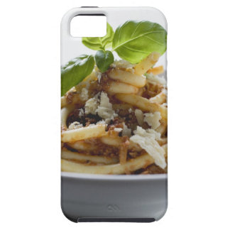 Macaroni with mince sauce and cheese iPhone 5 cases
