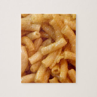 Macaroni's and cheese puzzle