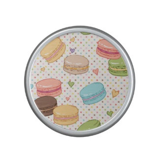 Macarons,cookies,french pastries,food hipster,tren bluetooth speaker
