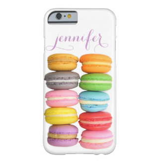 Macarons Custom iPhone 6 Case