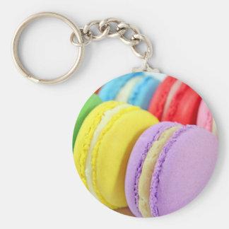 Macarons Key Ring