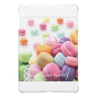 Macarons Love iPad Case