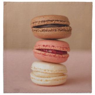 Macarons Napkin