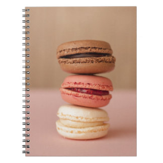 Macarons Notebook