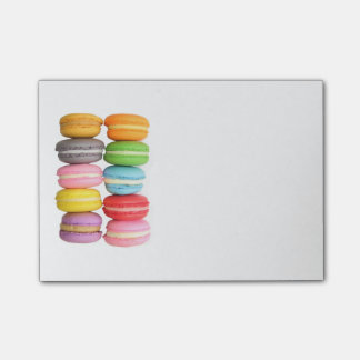 Macarons Post-it® Notes