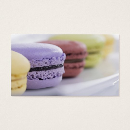 Macaroon macaron french pastry chef bakery caterer business