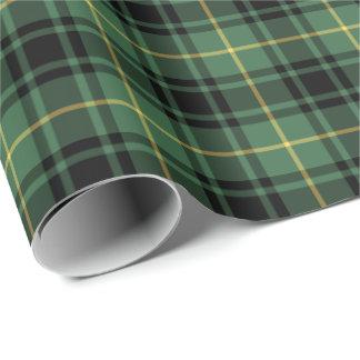 MacArthur Clan Tartan Wrapping Paper