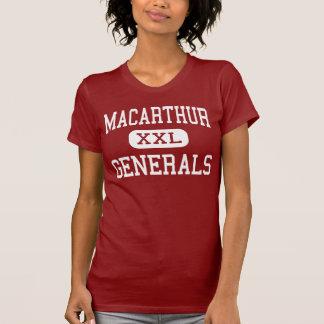 MacArthur - Generals - Middle - Berkeley Illinois T-Shirt