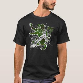 MacArthur Tartan Lion T-Shirt