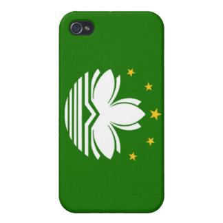 Macau-China iPhone 4 Cases