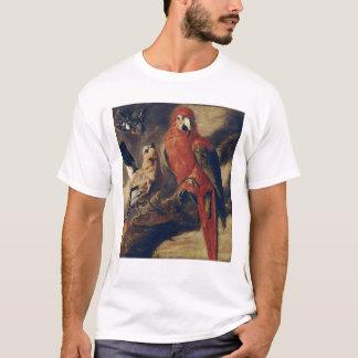 Macaw and Bullfinch T-Shirt