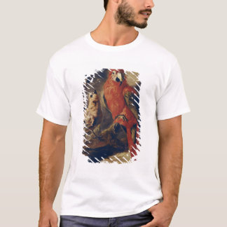 Macaw and Bullfinch T-Shirt