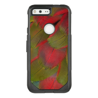 Macaw Breast Feather Design OtterBox Commuter Google Pixel Case