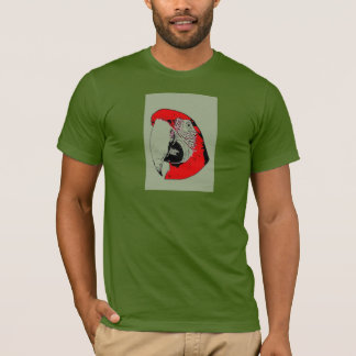 Macaw Cartoon T-Shirt