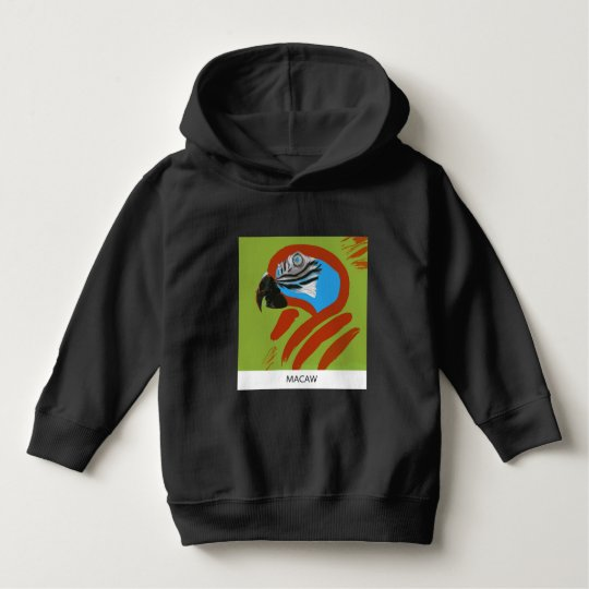 Macaw Hoodie