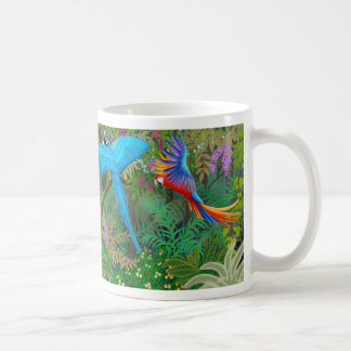 Macaw Jungle Mug