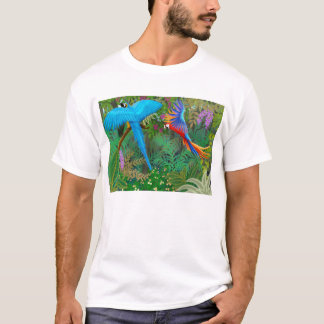 Macaw Jungle T-Shirt