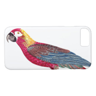 Macaw Parrot Bird Wildlife Animal iPhone 7 Case