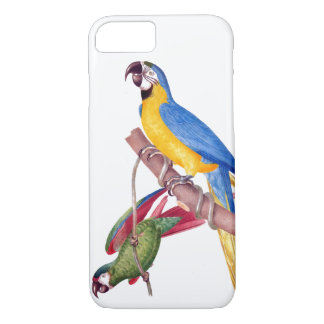 Macaw Parrot Birds Wildlife Animal Device Case