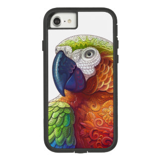 Macaw Parrot Case-Mate Tough Extreme iPhone 7 Case