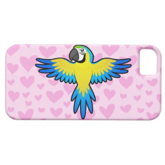 Macaw / Parrot Love Barely There iPhone 5 Case