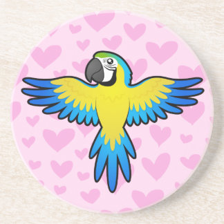 Macaw / Parrot Love Coaster