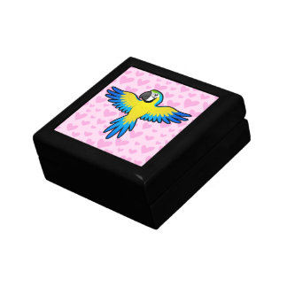Macaw / Parrot Love Gift Box