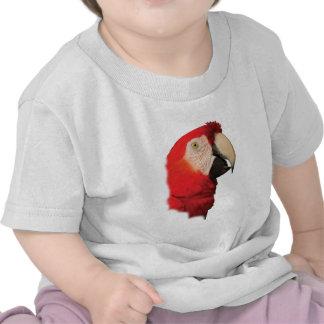Macaw Portrait Tshirts