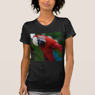Macaw Up Close T-Shirt