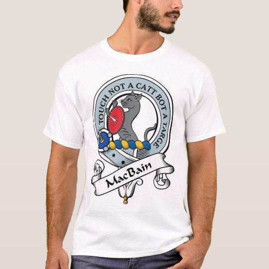 MacBain Clan Badge T-Shirt