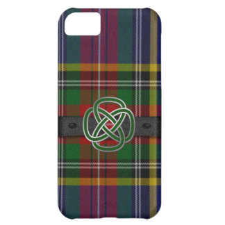 MacBeth Clan Tartan Plaid iPhone 5 Case