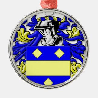 MacBeth Coat of Arms Christmas Ornament