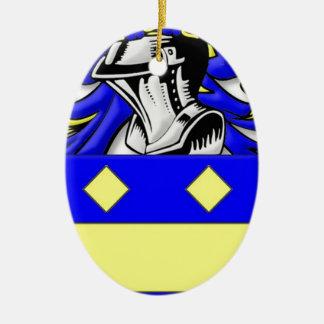 MacBeth Coat of Arms Ornament